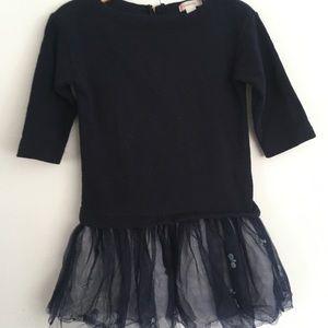 Crewcuts navy dress size 4
